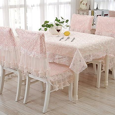la tovaglia Pizzo di panno panno/tavolo tavolino sedia da pranzo ...