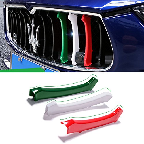 grille-trim-3pcs-front-grille-decorative-garnish-trim-for-maserati-ghibli-2014-2016