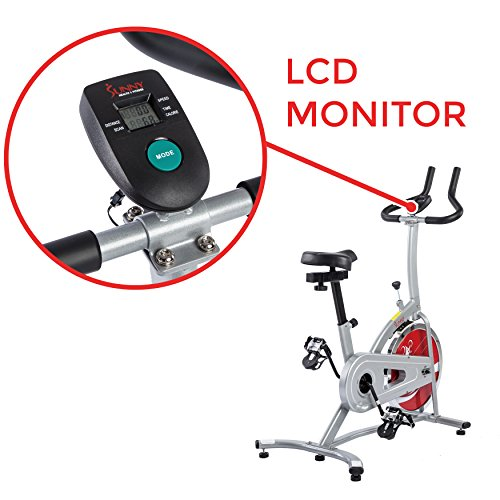 Sunny Health and Fitness Indoor Cycling Bike by Sunny Health & Fitness (Image #4)