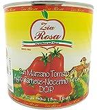 Zia Rosa San Marzano Plum Tomatoes 2.55kg (Pack of 3)