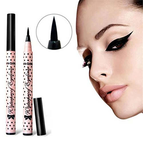 GUAngqi 1x Waterproof Comestics Make Up Eyeliner Liquid Eye Liner Pencil Beauty Tools