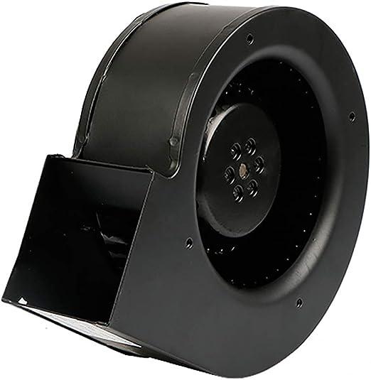Ventilador Axial Ventilador Pequeño De 220 V Y 120 W De CA El Ventilador Centrífugo Industrial Se Puede Utilizar para Barbacoas Y Exteriores: Amazon.es: Hogar