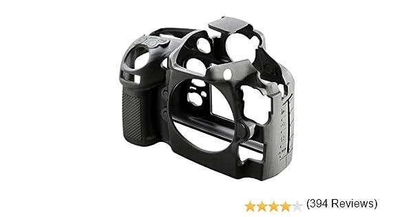 Walimex Pro easyCover - Funda para cámara Nikon D800/D800E, Negro: Amazon.es: Electrónica