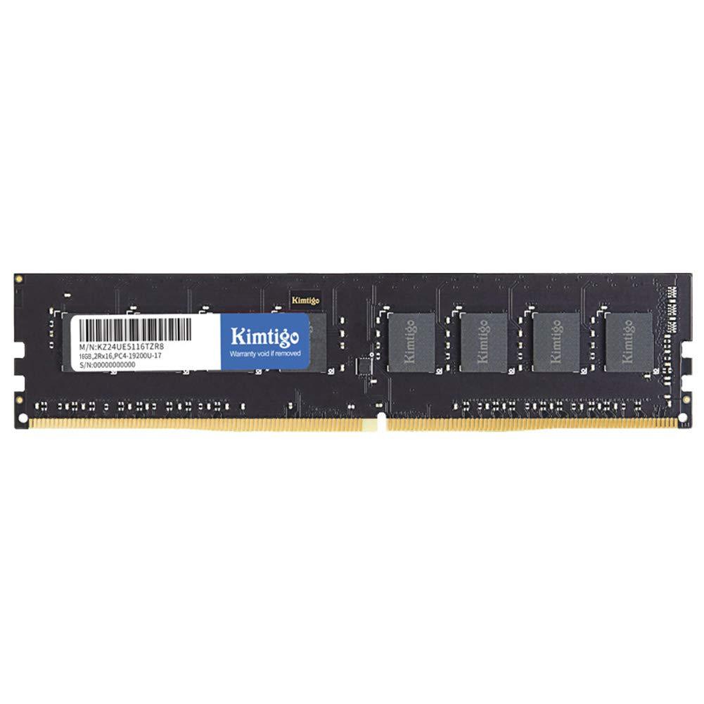 Amazon.com: Kimtigo DDR4 - Memoria RAM de sobremesa (2400 ...