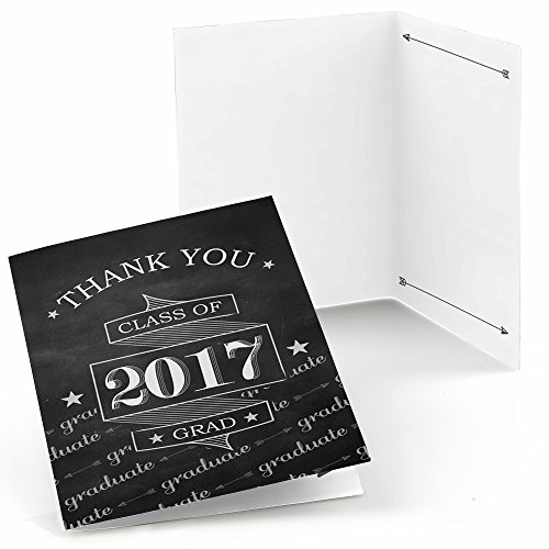 Graduation Cheers Thank Cards count