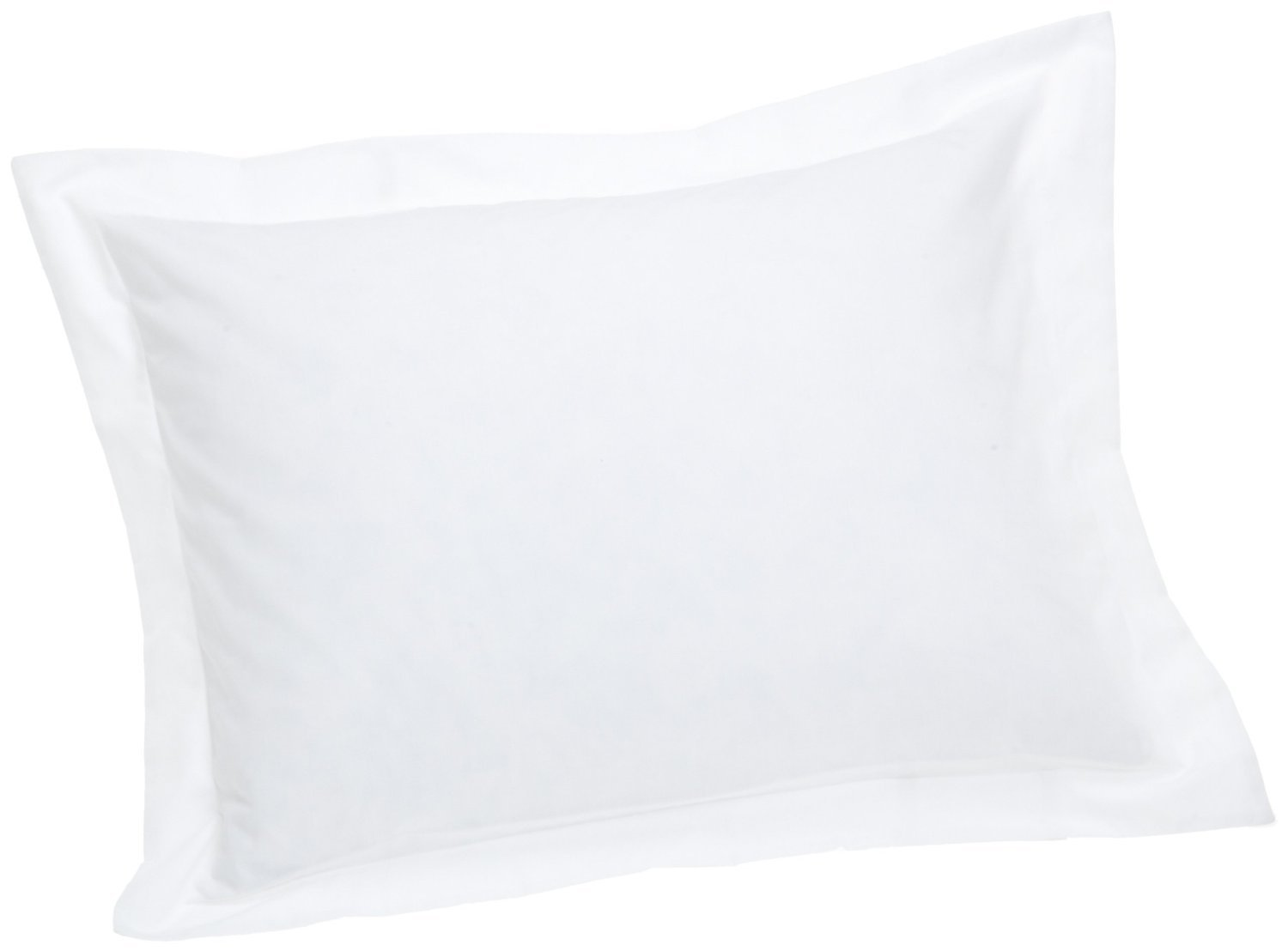 White Standard 2 Pack Today/'s Home Pillow Shams Soft Microfiber Tailored Classic Styling