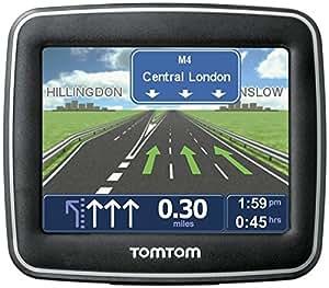 "TomTom Start² UK&ROI Fijo 3.5"" LCD Pantalla táctil 125g Negro navegador - Navegador GPS (8,89 cm (3.5""), 320 x 240 Pixeles, LCD, 65536 colores, Fijo, Negro)"