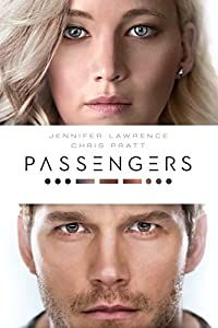 Passengers (2016) (3 Discs) - UHD/3D/Blu-ray/UltraViolet Combo Pack from Sony Pictures Home Entertainment