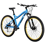Diamondback Bicycles Lux Women's Hardtail Mountain Bike, 19-Inch/Large, Gloss Dark Teal