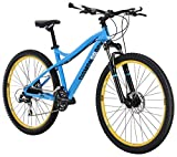 Diamondback Bicycles Lux Women's Hardtail Mountain Bike, 17″/Medium, Gloss Dark Teal