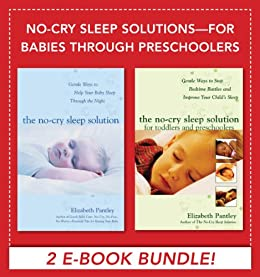 No Cry Solutions Babies through Preschoolers ebook product image