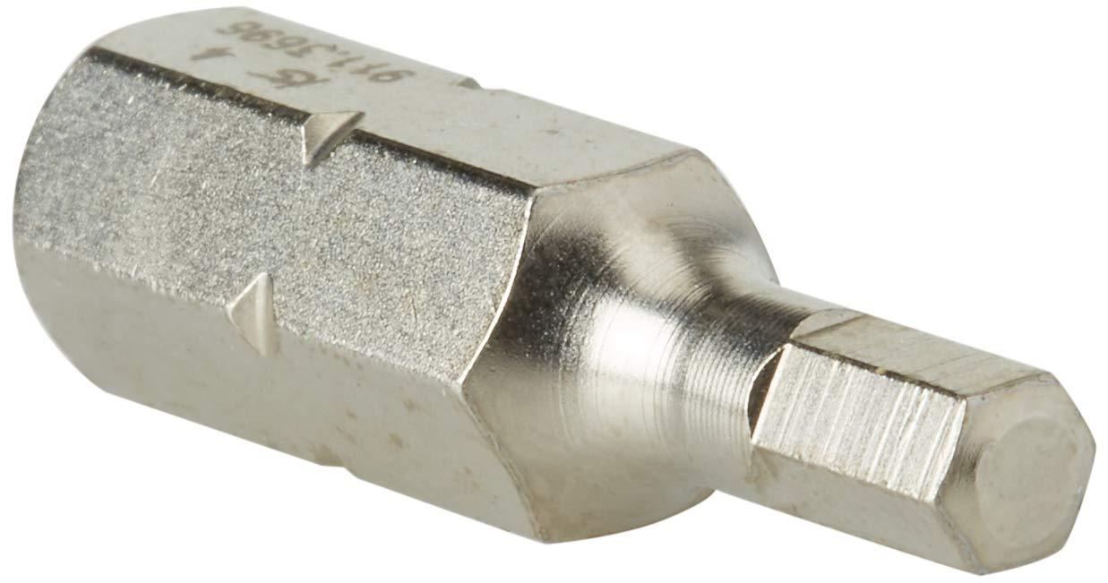 KS Tools 911.3696 5/16' CLASSIC Bit Innensechskant, 30mm, 4mm KS-Tools Werkzeuge-Maschine 4042146554340