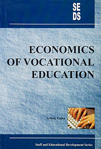 Economics of Vocational Education
