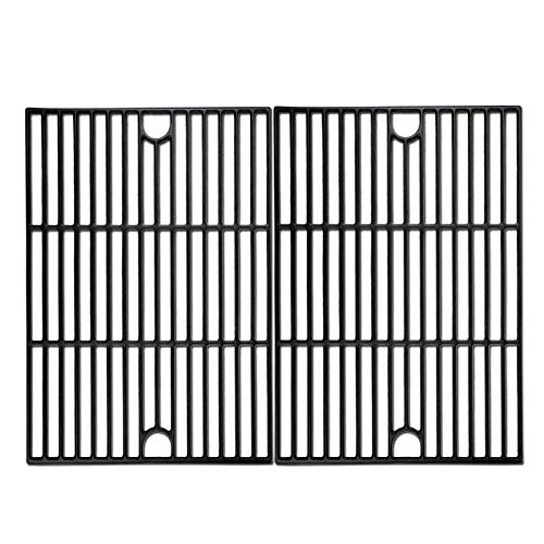 - Uniflasy Matte Cast Iron Grill Accessories Cooking Grid Grate Replacement Parts for Brinkmann, Kenmore 720-0670a, Nexgrill 720-0830H 720-0697 Members Mark, Uniflame, Kmart Model Grills Grate