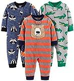 3f6e44916 Galleon - Prince Of Sleep 95598-3-7 Footed Pajamas Micro Fleece ...
