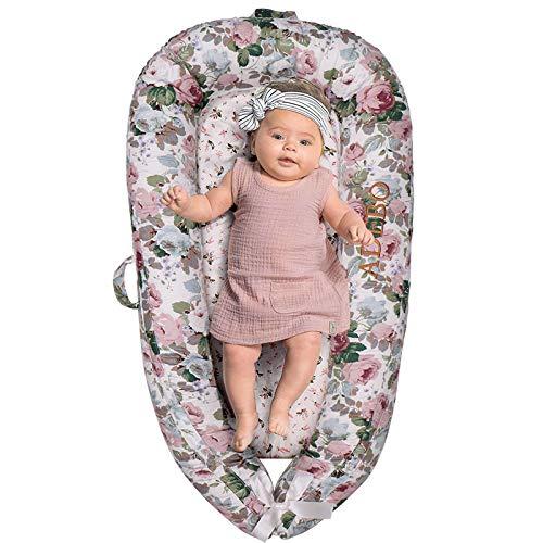 Adebo Premium Baby Nest La Vie en Rose