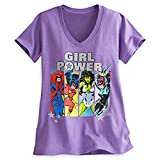 Marvel Spider-Woman, She-Hulk, Medusa, and Black Widow Shirt For Women