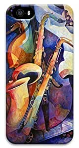 iCustomonline Sexy Sax Designs Case For Sam Sung Note 3 Cover 3D PC Material