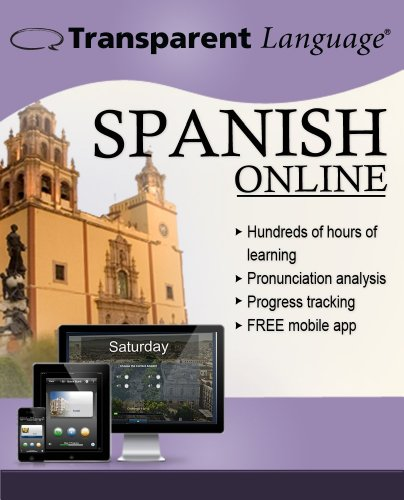 Transparent Language Online - Spanish - Student Edition [6 Month Online Access]