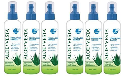 Aloe Vesta?? Perineal/Skin Cleanser , 8 oz Bottle - by ConvaTec