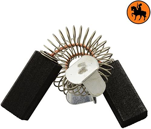 6x9x20mm Carbon Brushes for RUPES LDR6 sander 2.4x3.5x7.9