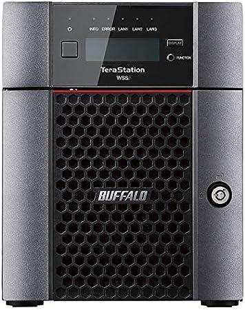 'Buffalo Technology ws5420dn 32W6eu Windows Storage Server 2016–Sistema NAS, 32TB