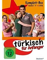Türkisch für Anfänger - Staffel 1-3/Box