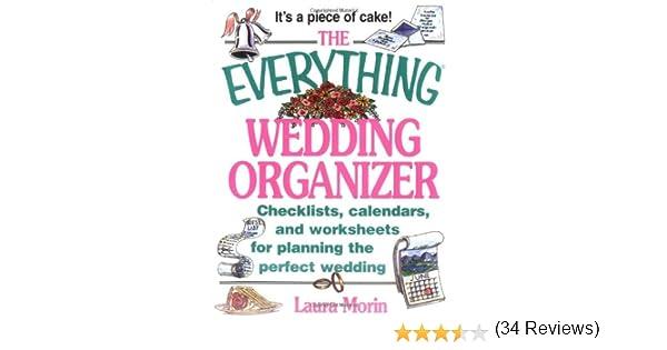 Everything Wedding Organizer (Everything (Weddings)): Laura Morin ...