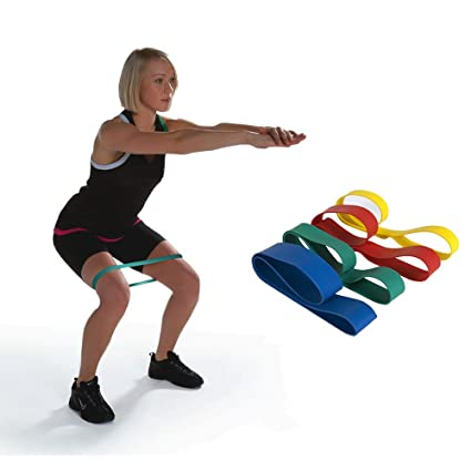 Amazon.com : Resistance Bands Exercise Bands Yoga Home Gym ...