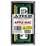 A-Tech 8GB DDR3 1600MHz PC3-12800 SODIMM RAM Upgrade for Apple MacBook Pro (Mid 2012), iMac (Late 2012, Early/Late 2013, Late 2014 5K, Mid 2015 5K), Mac Mini (Late 2012)