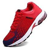 XIDISO Running Shoes Womens Air Trail Mesh Sneakers Athletic Walking Cross Training Tennis Sports...