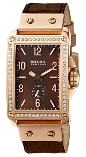 BRERA OROLOGI Rose Gold Diamond Francesca