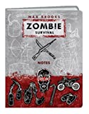 img - for Zombie Survival Notes Mini Journal by Max Brooks (2008-07-22) book / textbook / text book
