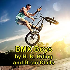 BMX Boys Audiobook