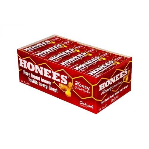 Honees Honey Cough Drop, 1.6 Ounce -- 288 per case.
