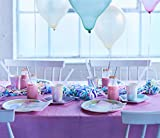 Talking Tables Iridescent Party Supplies Unicorn