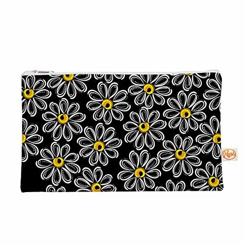 Kess eigene 12,5x 21,6cm Maria basarowa Kamille Alles Tasche, Gelb Blumenmuster