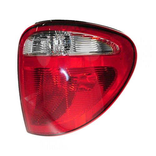 Taillight Taillamp Rear Brake Light Passenger Side Right RH for Chrysler Minivan ()