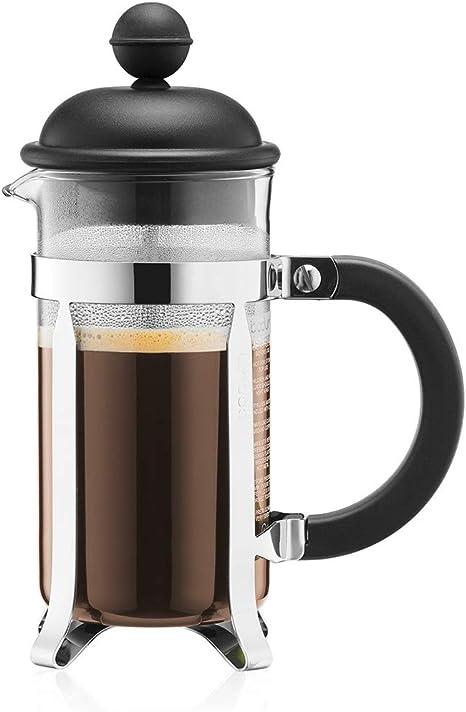 Cafetera /émbolo Cafetera Francesa Espresso y Tetera con Triple Filtro /émbolo 20 oz
