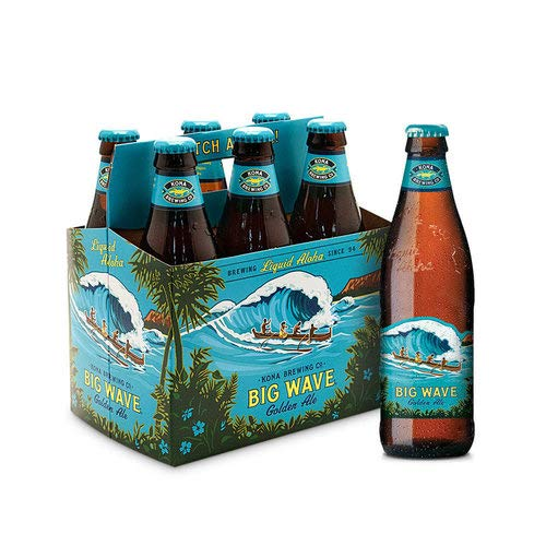 Cerveja Kona Golden 355ml unidades
