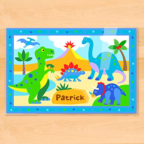 Olive Kids Dinosaur Personalized (Olive Kids Personalized Placemat)
