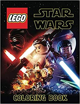 6000 Coloring Book Lego Star Wars Free Images
