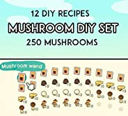 Mushroom Mush DIY Recipes + Crafting Materials Animal Crossing: New Horizons