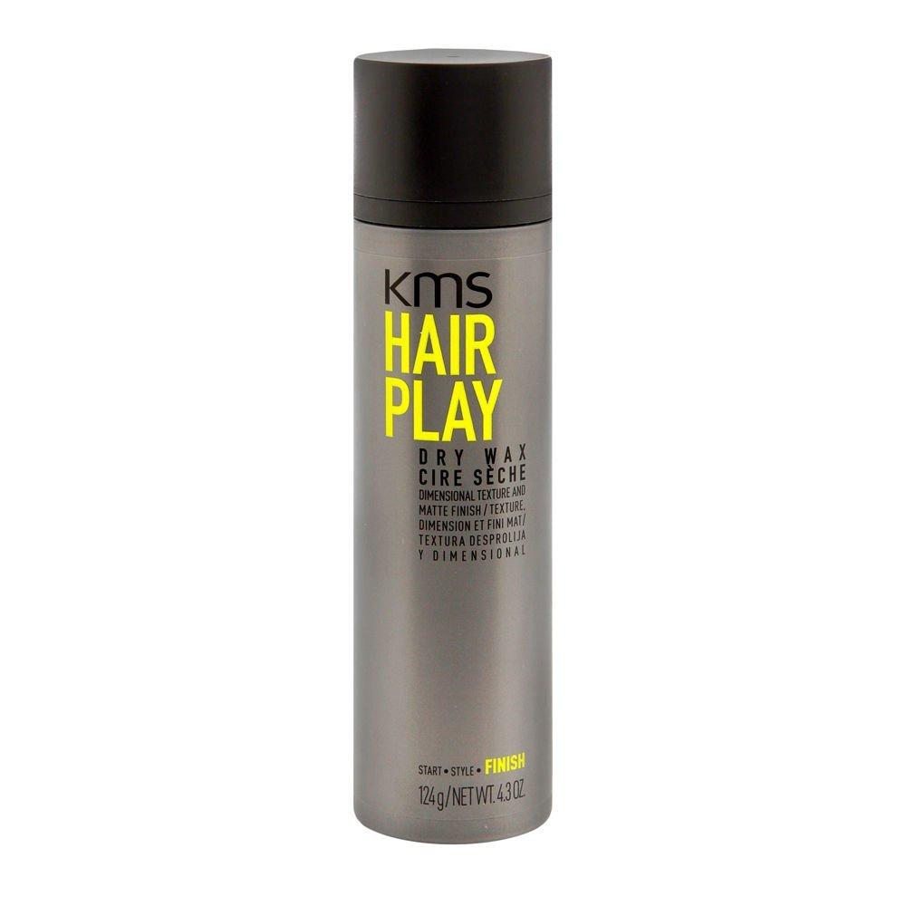 KMS Hair Play Dry Wax, 124 g/4.3 oz. KAO USA 137070