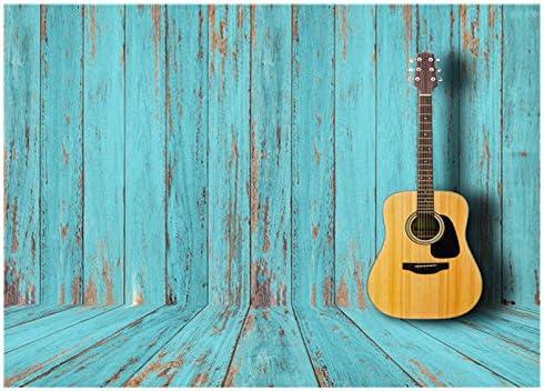 Guitarra fondo – TOOGOO (R) guitarra fotografía telón de fondo ...