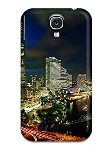 New Arrival City For Galaxy S4 Case Cover
