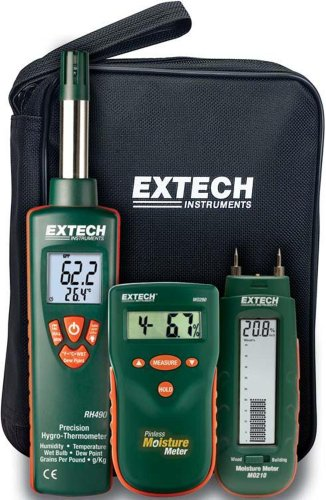 Extech MO280-KW Water Damage Restoration Kit by Extech