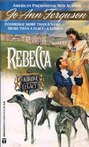 book cover of Rebecca