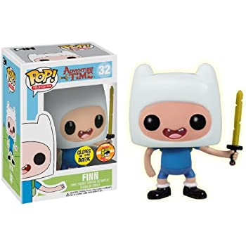 Amazon Com Funko Adventure Time Bmo Glow In The Dark Pop