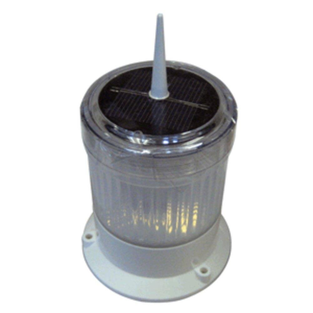 Dock Edge Solar Piling Cap Light consumer electronics Electronics by WorldBrandz